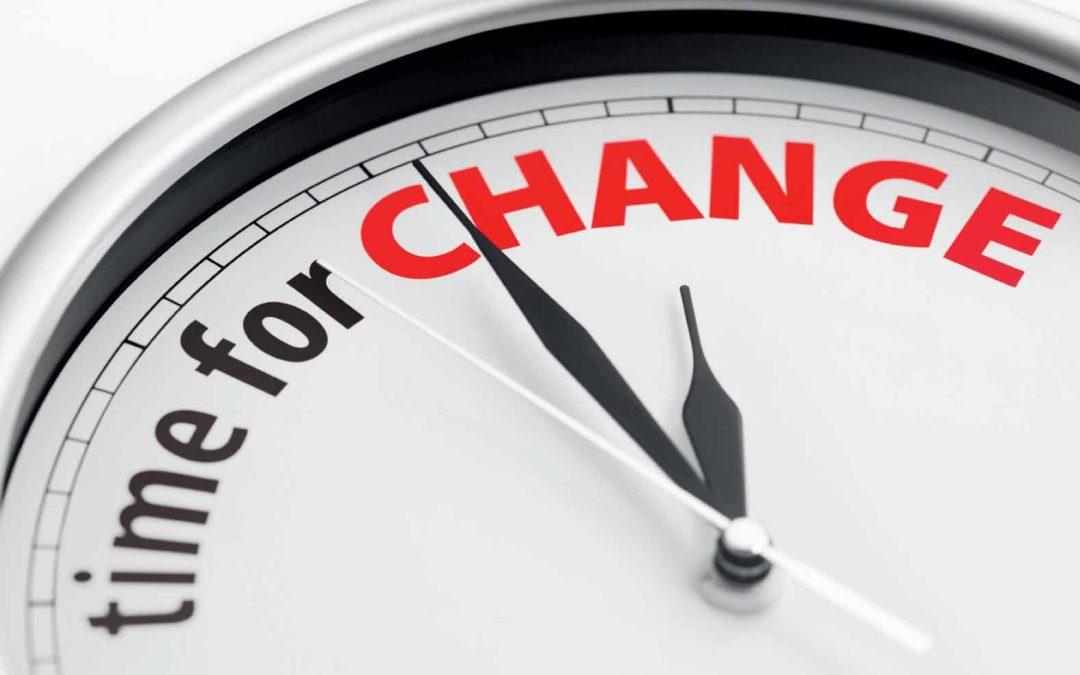 Cosa vuoi cambiare?
